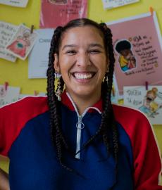 Bruna Bandeira: ilustrando empoderamento