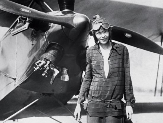 Amelia Earhart: A piloto que conquistou os céus
