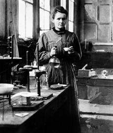 Marie Curie: primeira mulher a ganhar o Prêmio Nobel